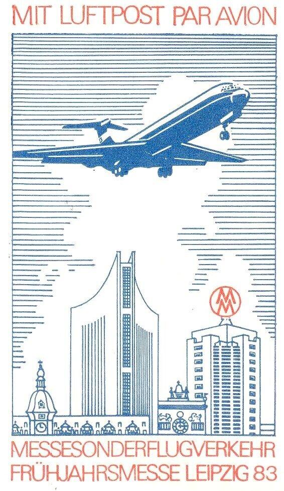 Luftpost Frühjahr 1983