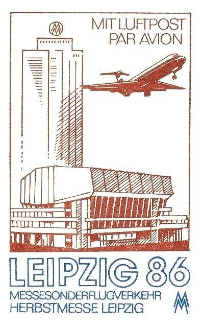 Luftpost Herbst 1986