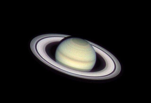 Saturn - Herr der Ringe