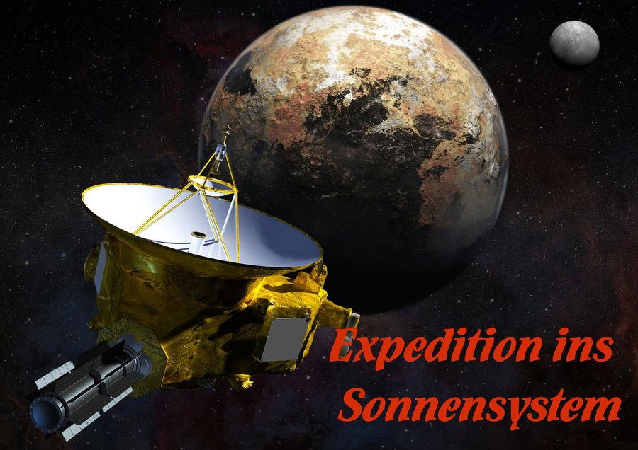 Expedition ins Sonnensystem