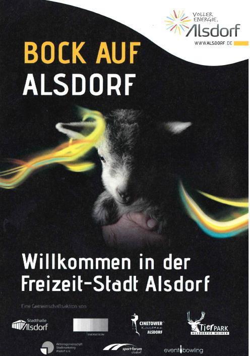 Bock auf Alsdorf