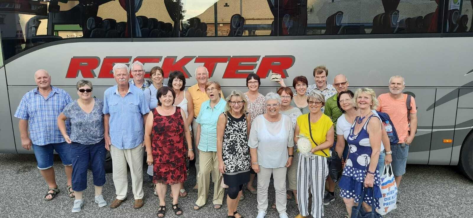 Busfahrt nach Meissen