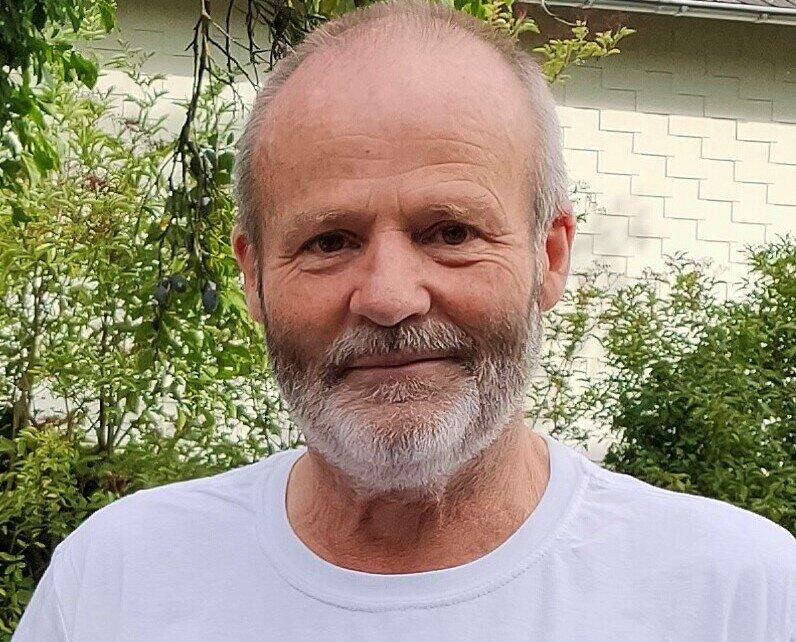 Ortsbürgermeister Toni Göbel
