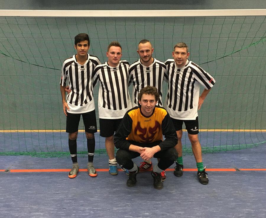 Team Schwarz-Weiß