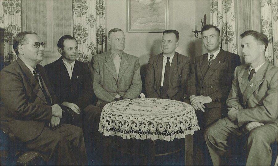 Vorstand 1951