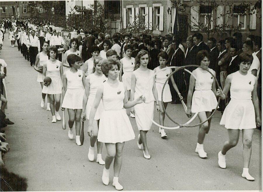 Festunzug 1963