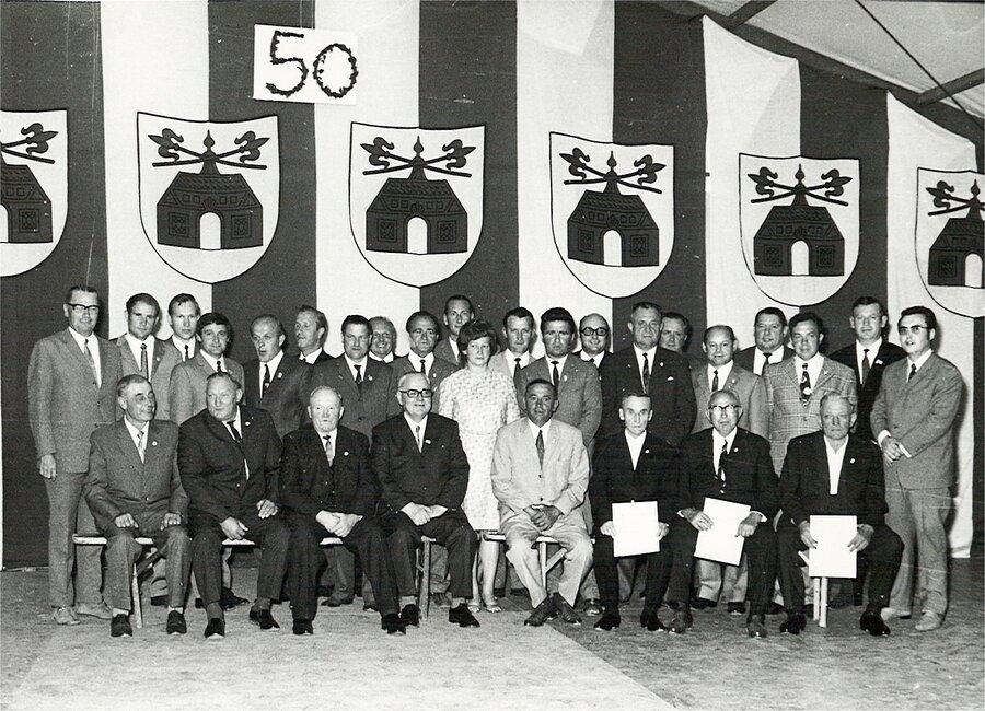 50 Jahre SV und FC