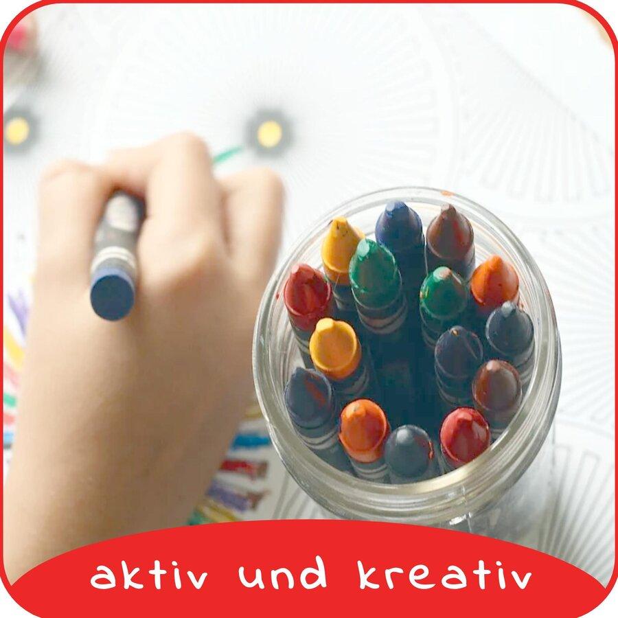 aktiv und kreativ