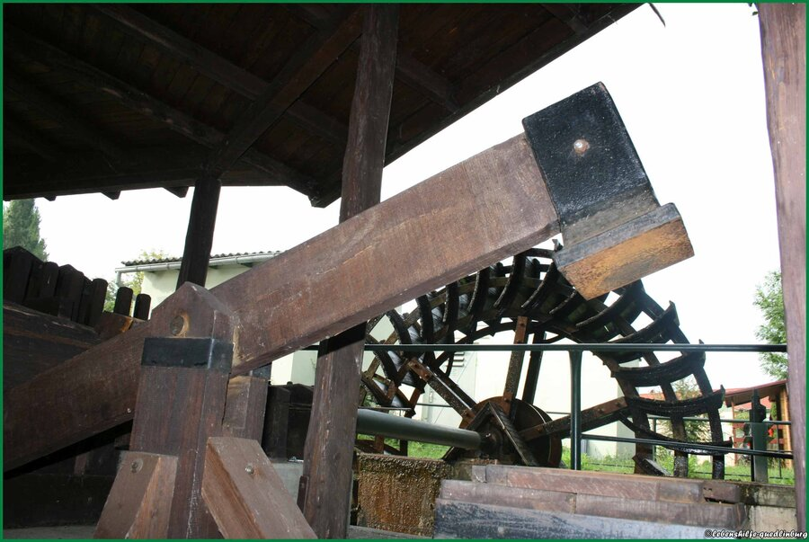 Papiermühle Weddersleben