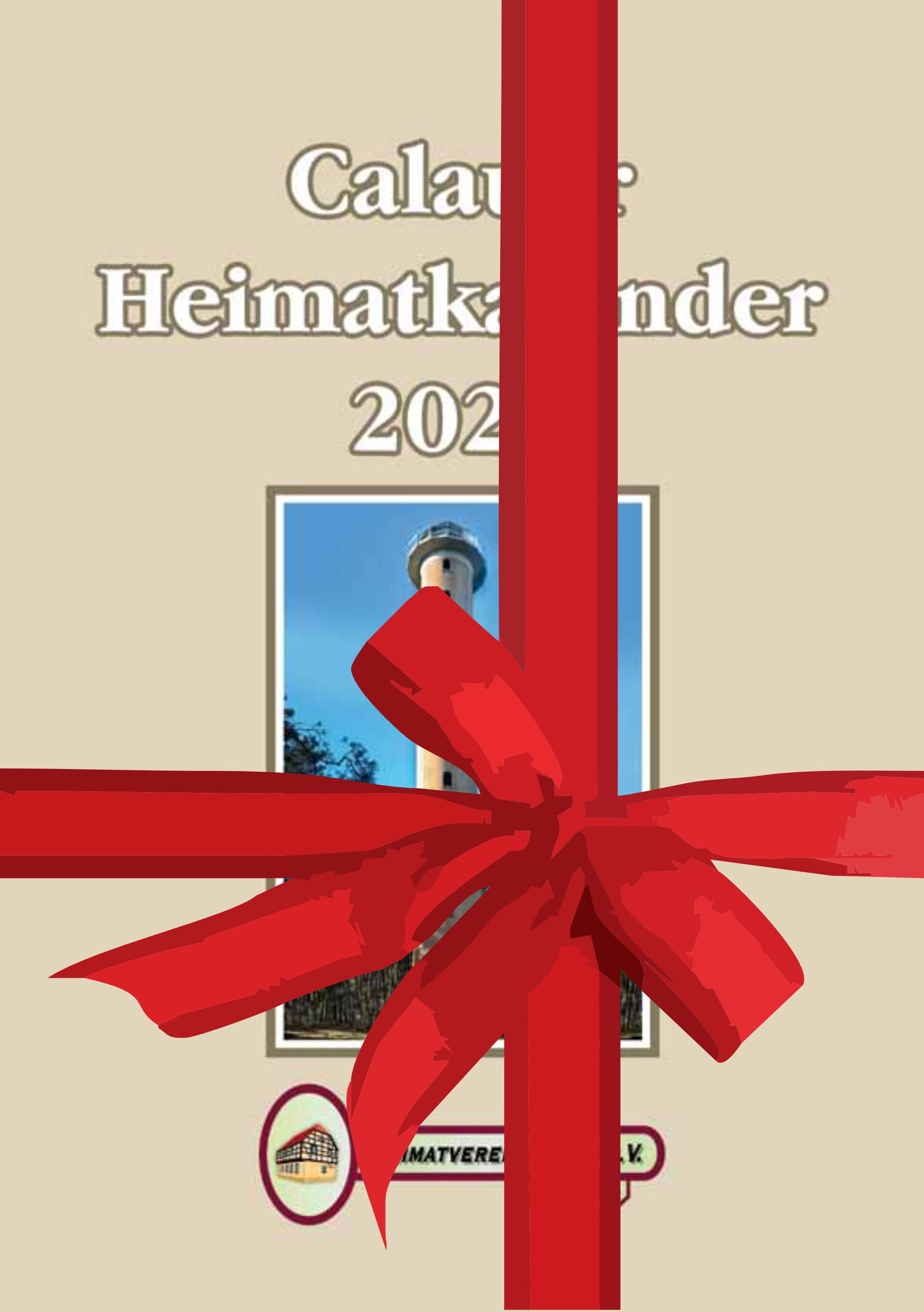 Calauer Heimatkalender 2021
