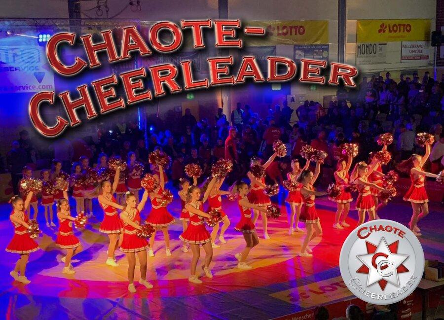 Flyer Cheerleader
