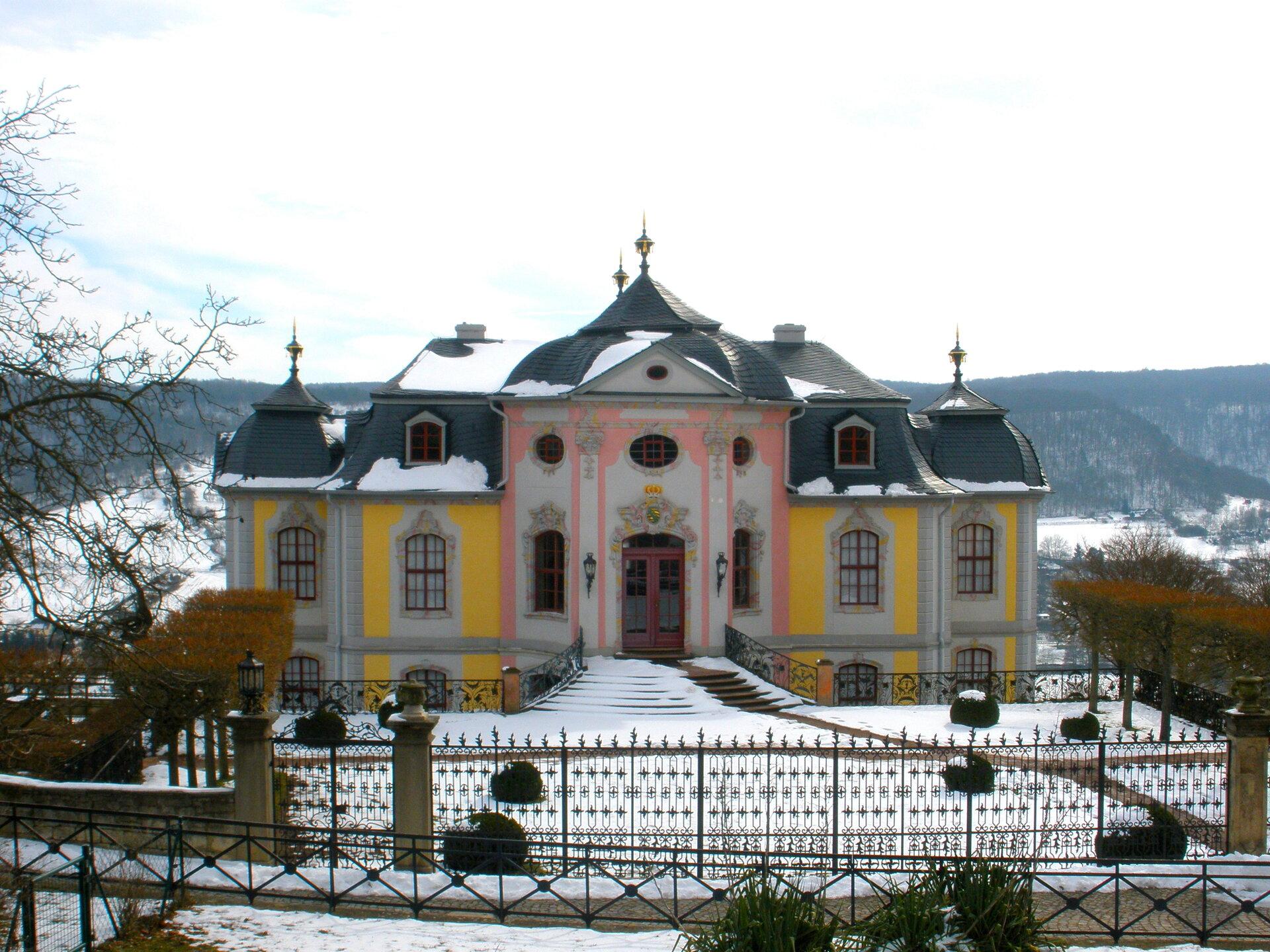 Dornburger Schlösser, Jena