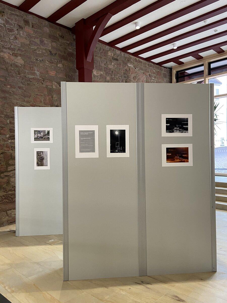 Impression von der Ausstellung