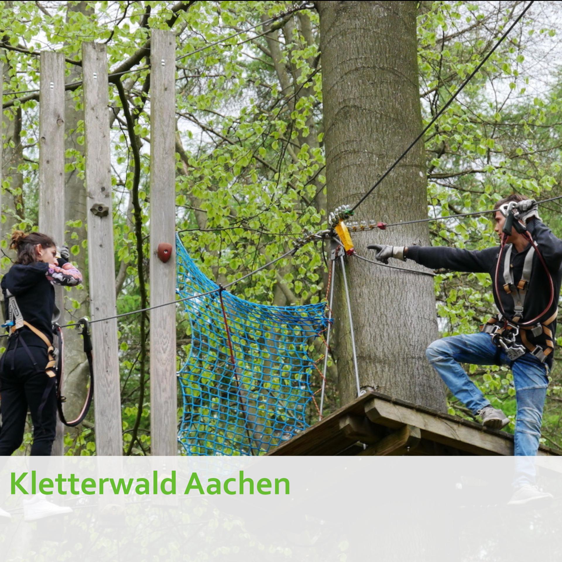 Kletterwald Aachen