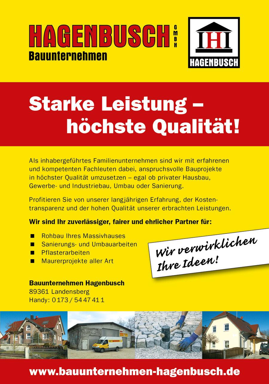 Hagenbusch Bauunternehmen