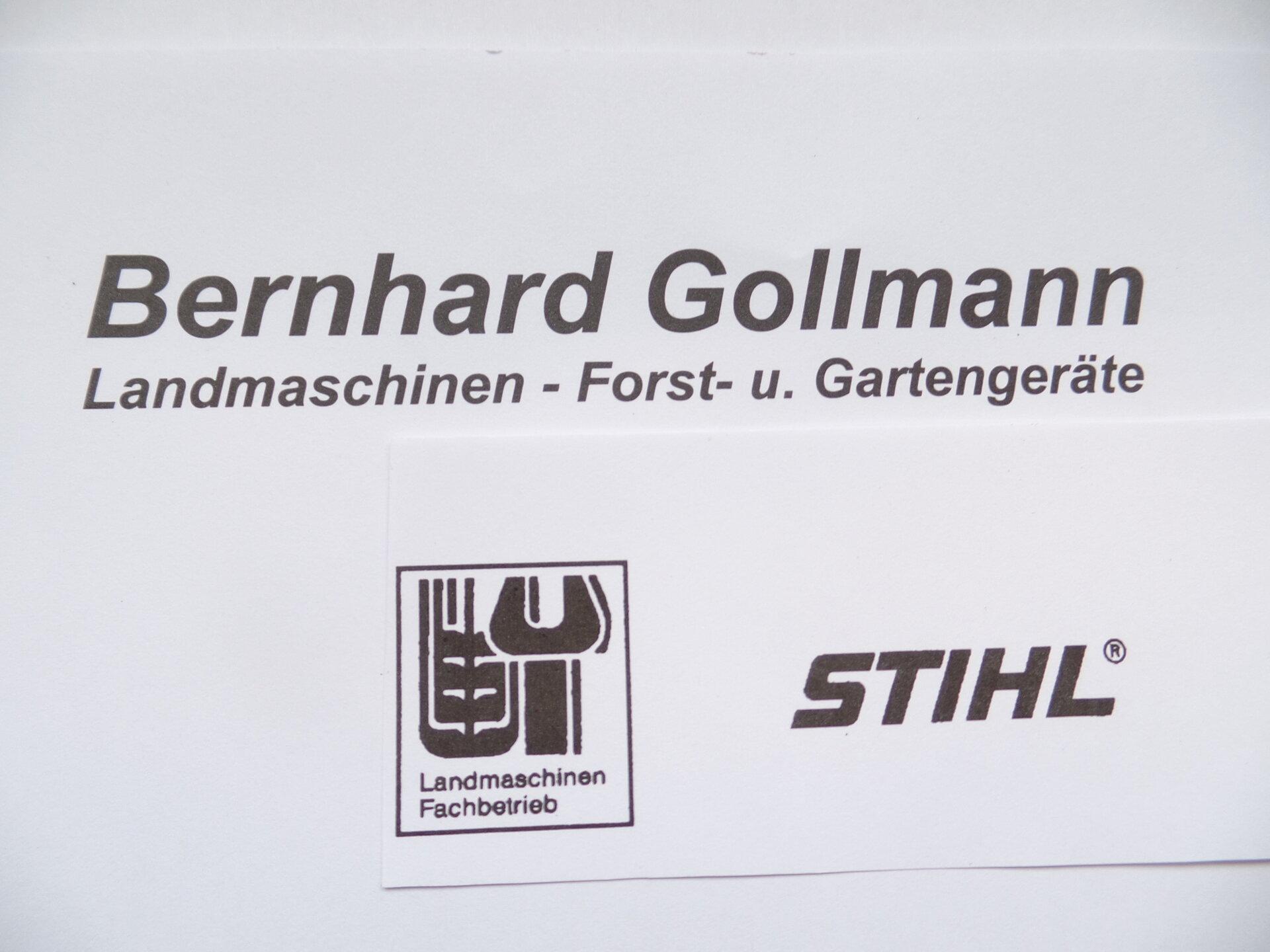Bernhard Gollmann