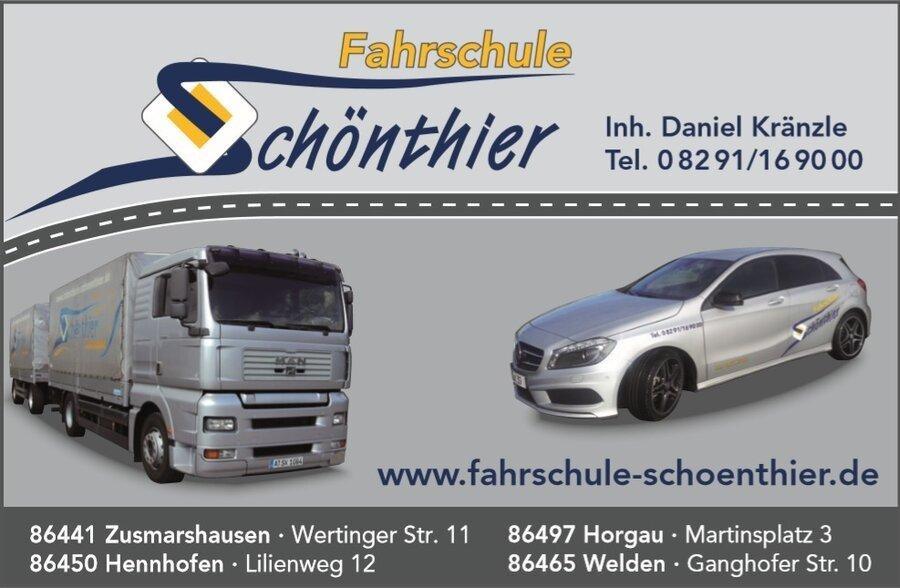Fahrschule Schönthier