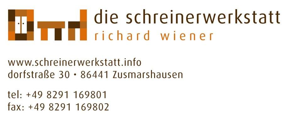 Richard Wiener Schreinerwerkstatt