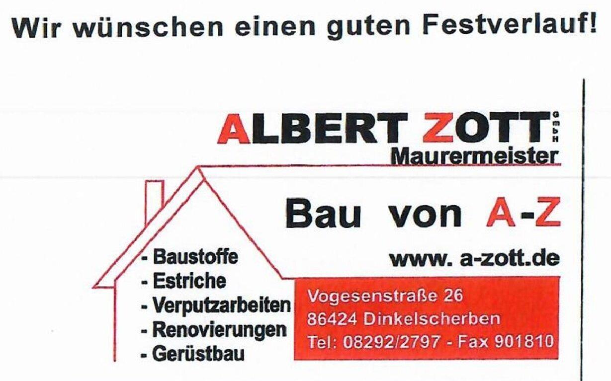Albert Zott