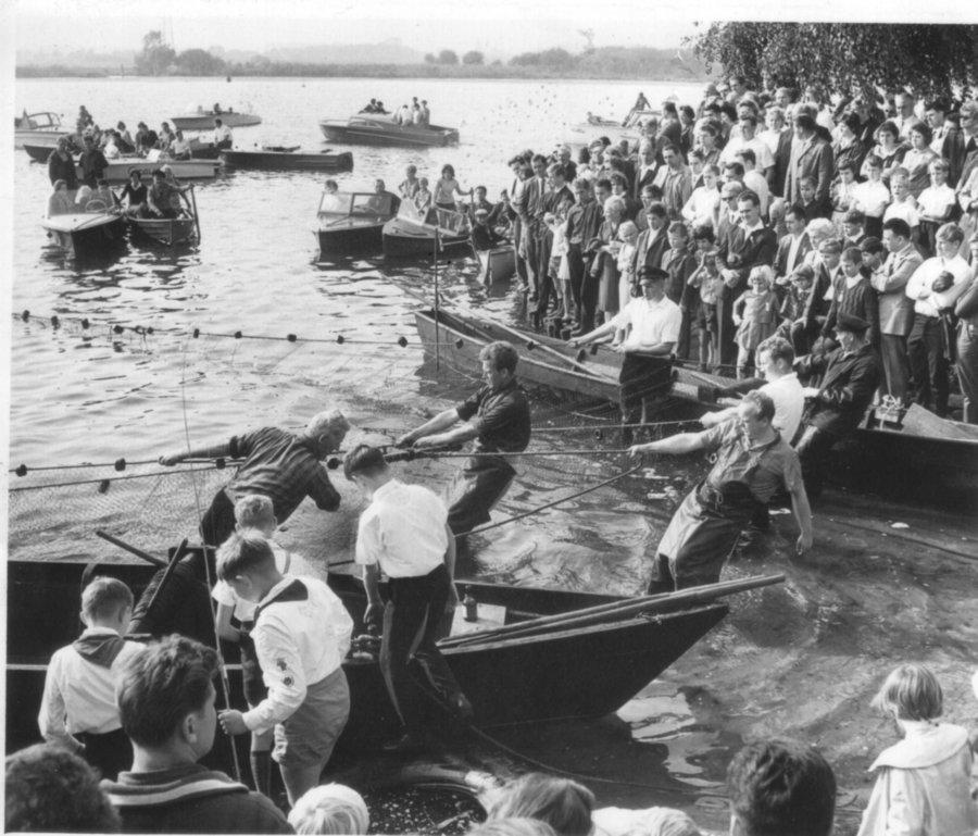 Fischzug 1966