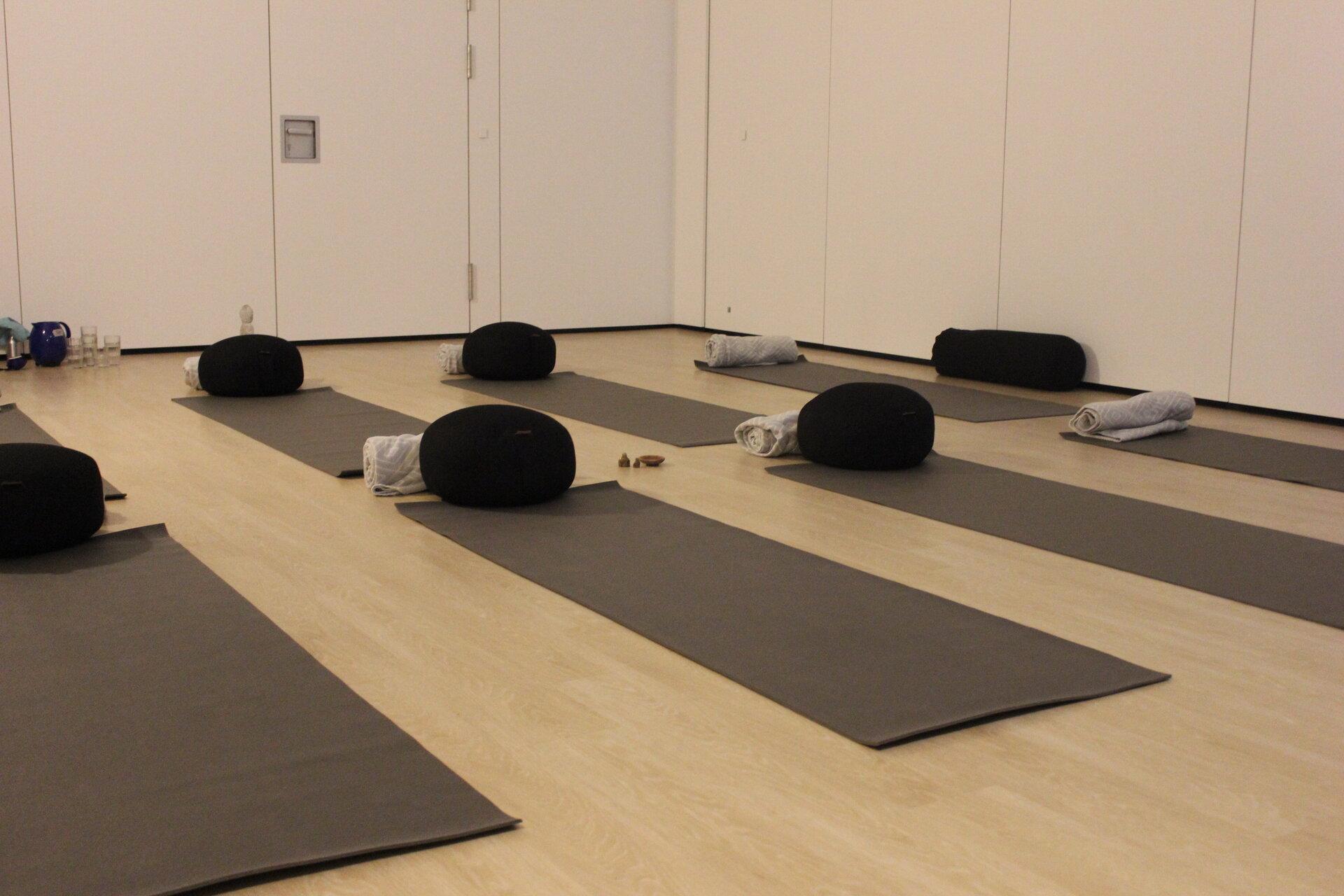 Yoga mit Kathrin - Copyright KR