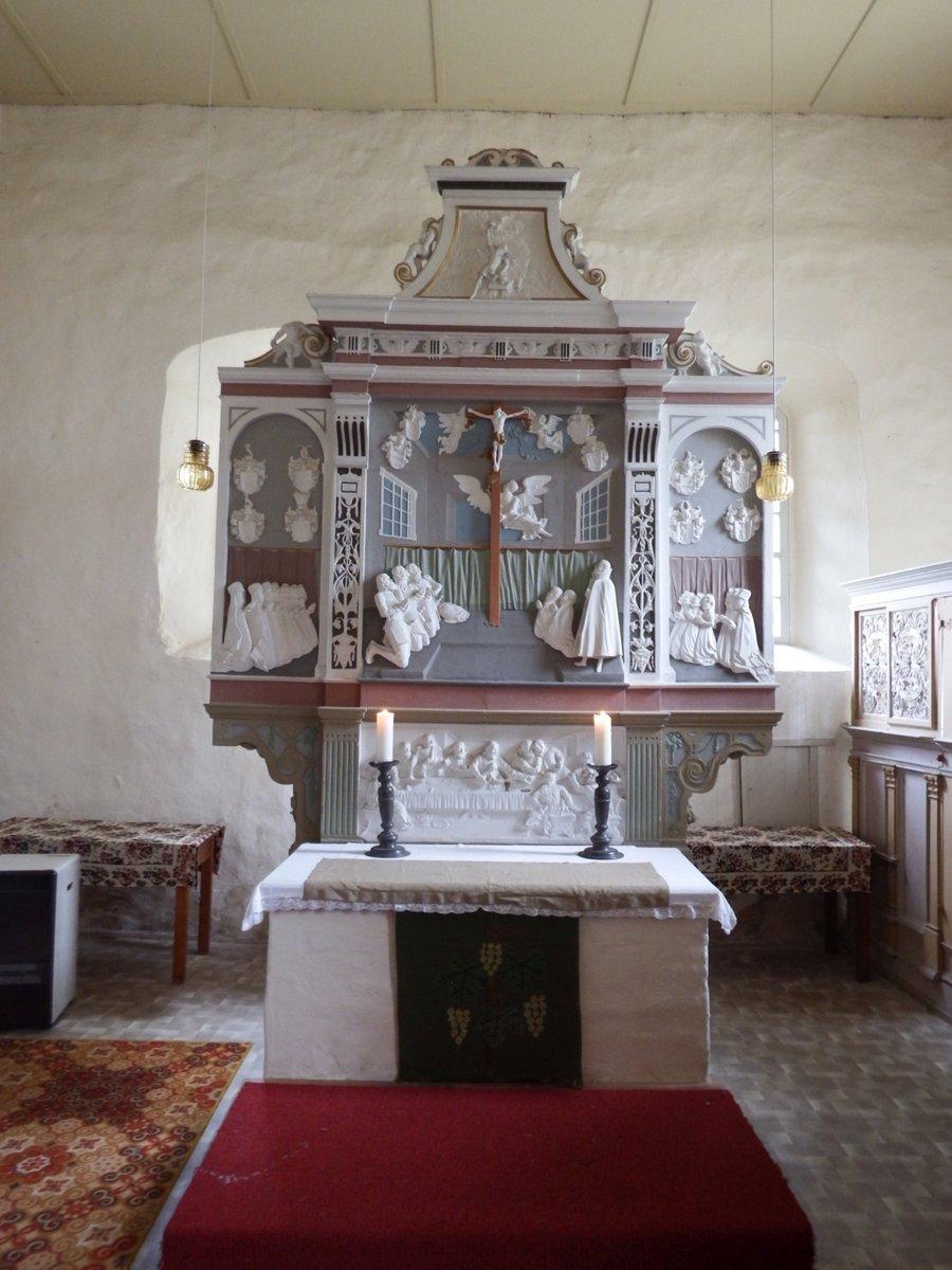 Altar Kirche Görsdorf