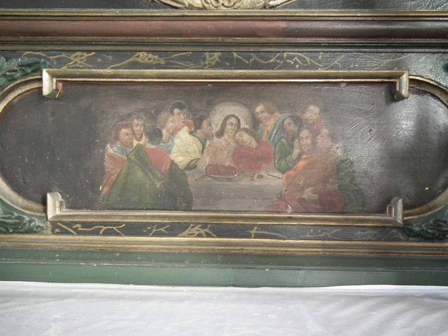 Altarbild Kirche Prensdorf