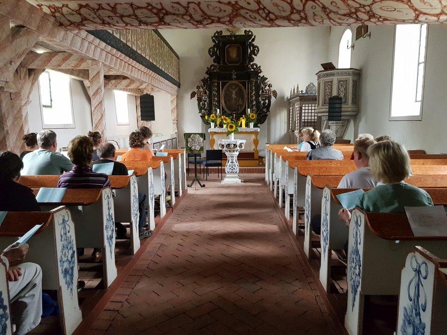 Gottesdienst 1