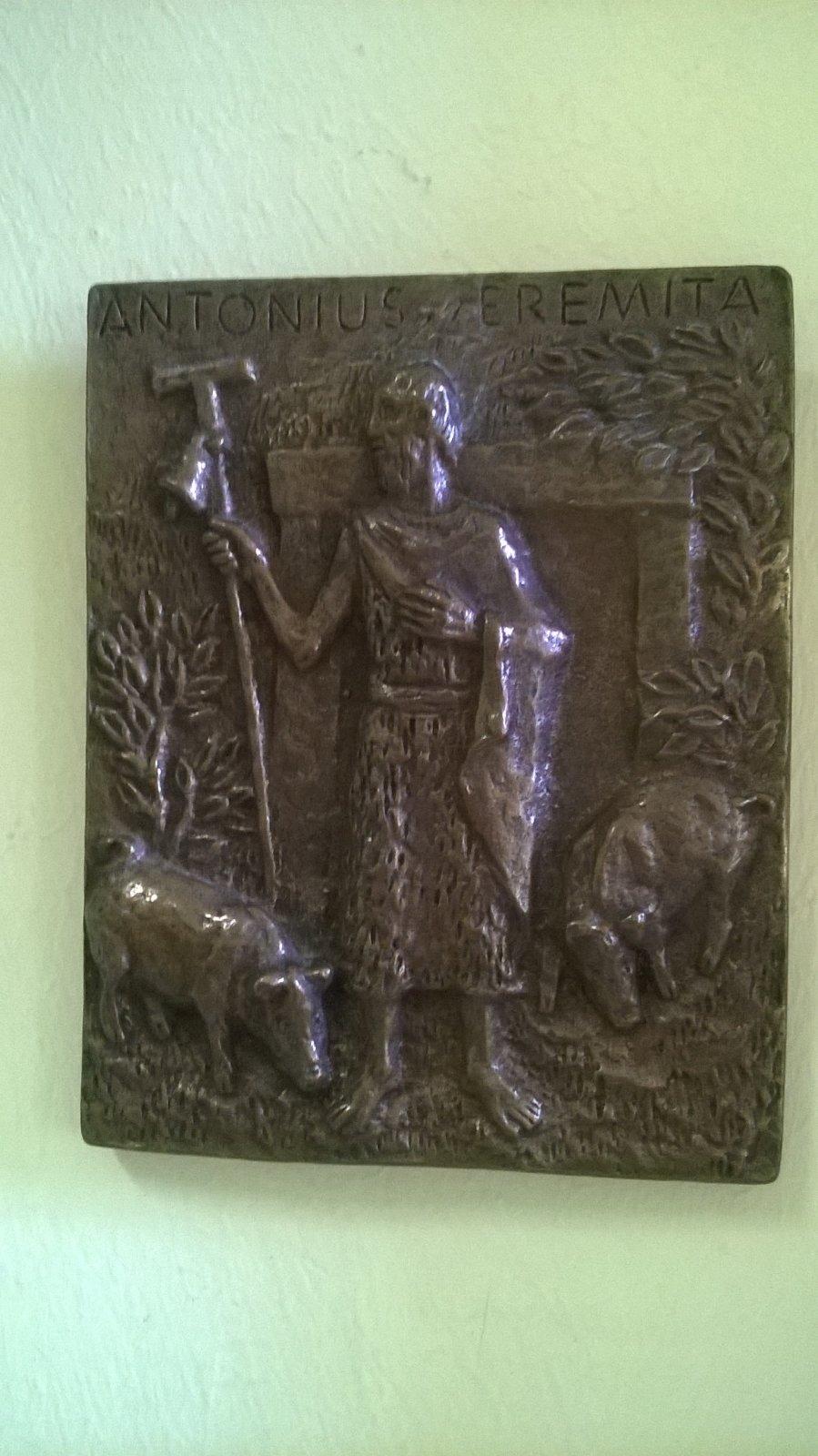 St. Antonius Bronze