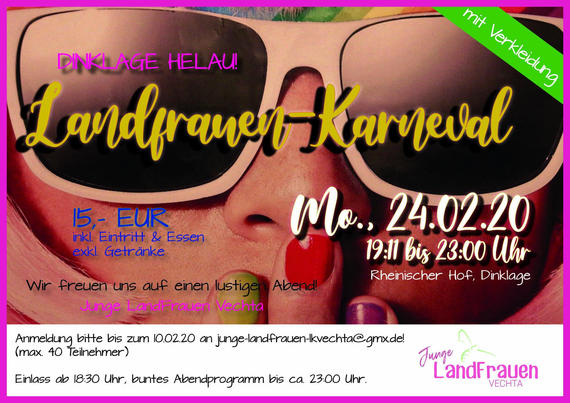 Landfrauen-Karneval_Dinklage