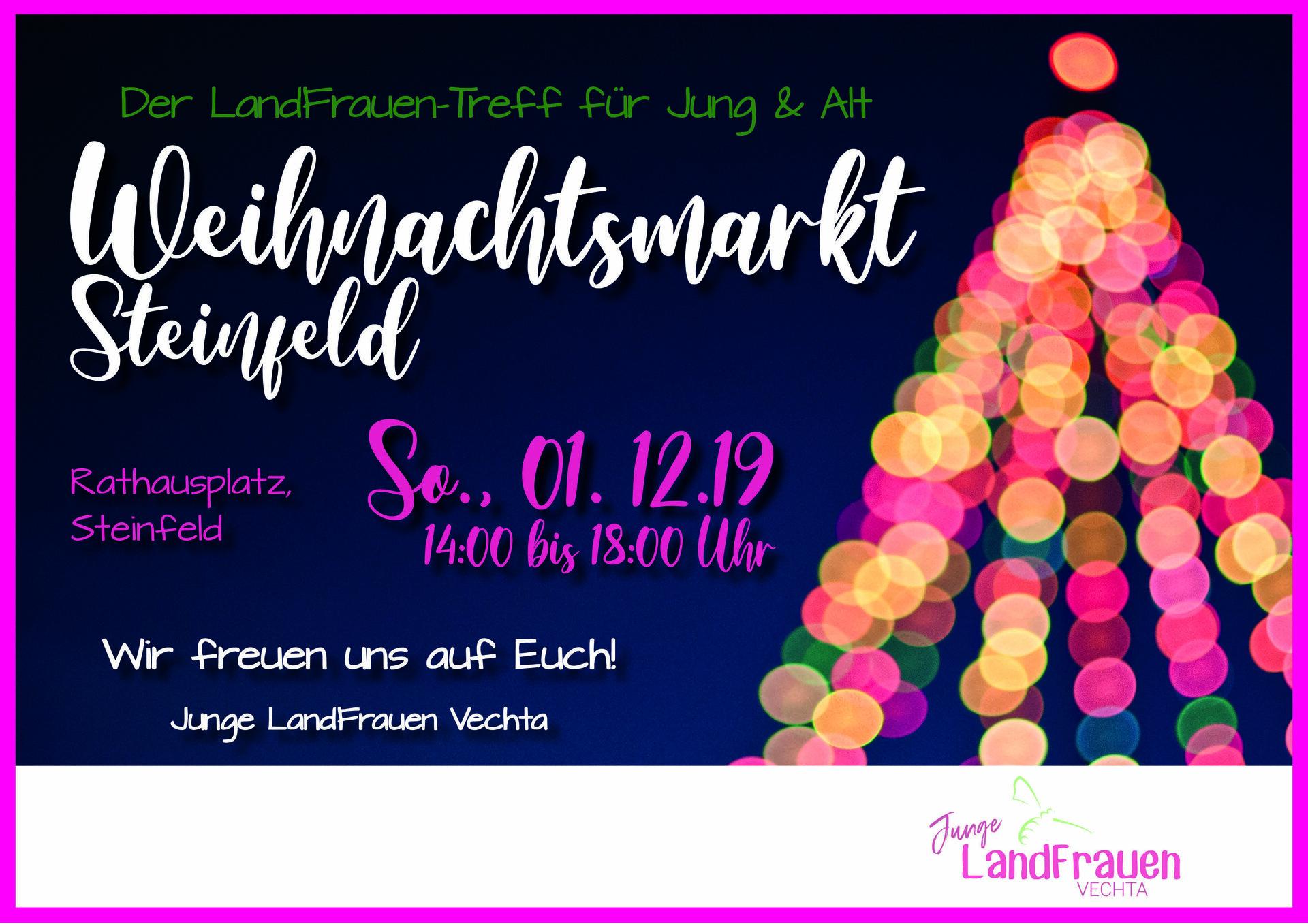 Weihnachtsmarkt_Steinfeld