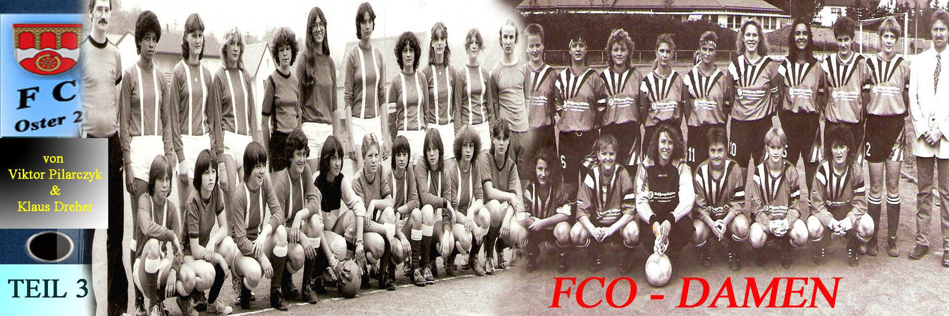 Fc Oster 20 Damenmannschaft