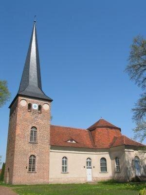 Kirche Roskow