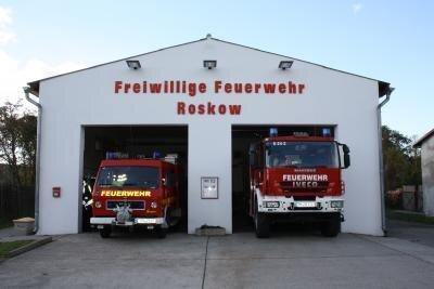 Feuerwehr Roskow