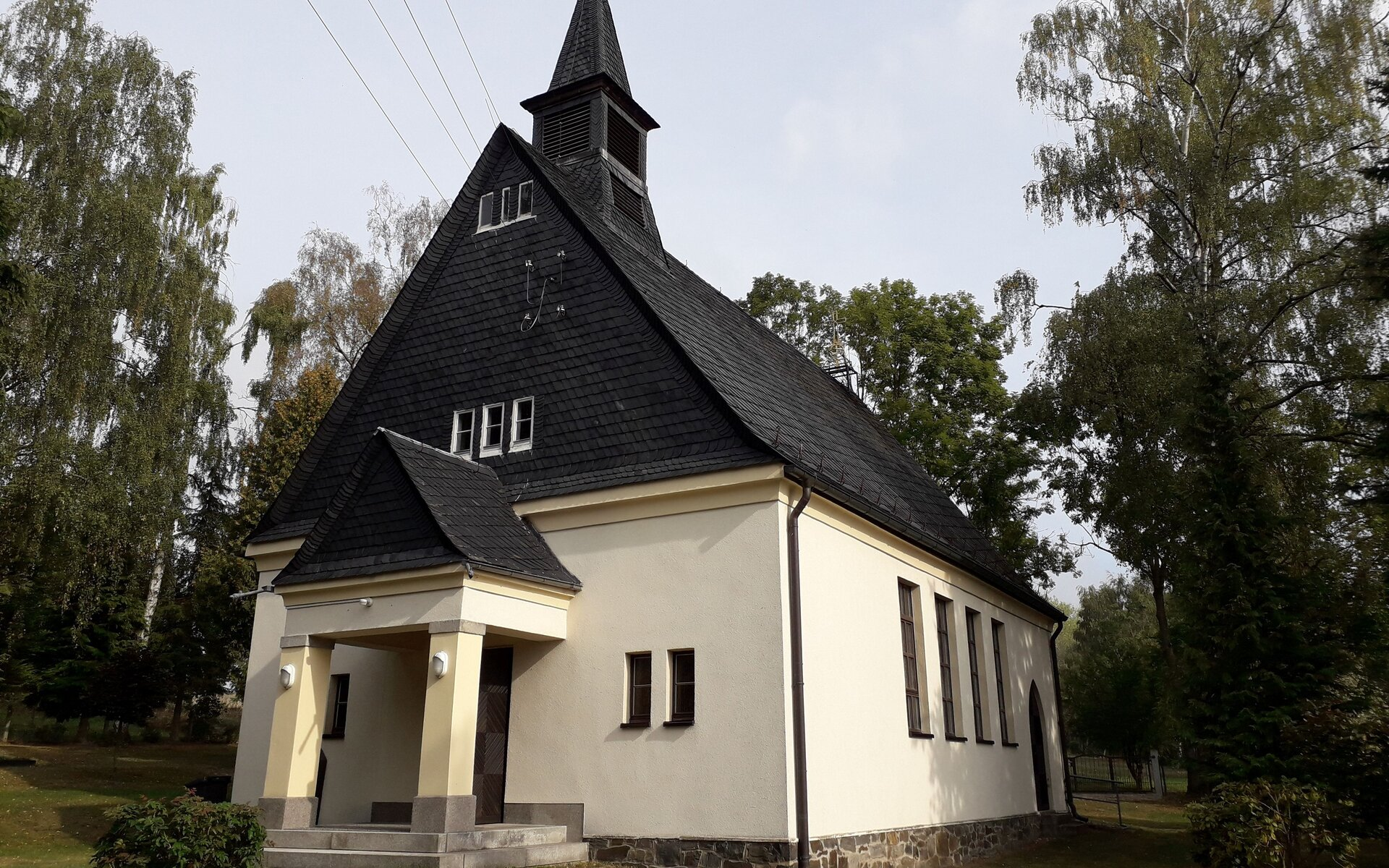 Kirche Pottiga