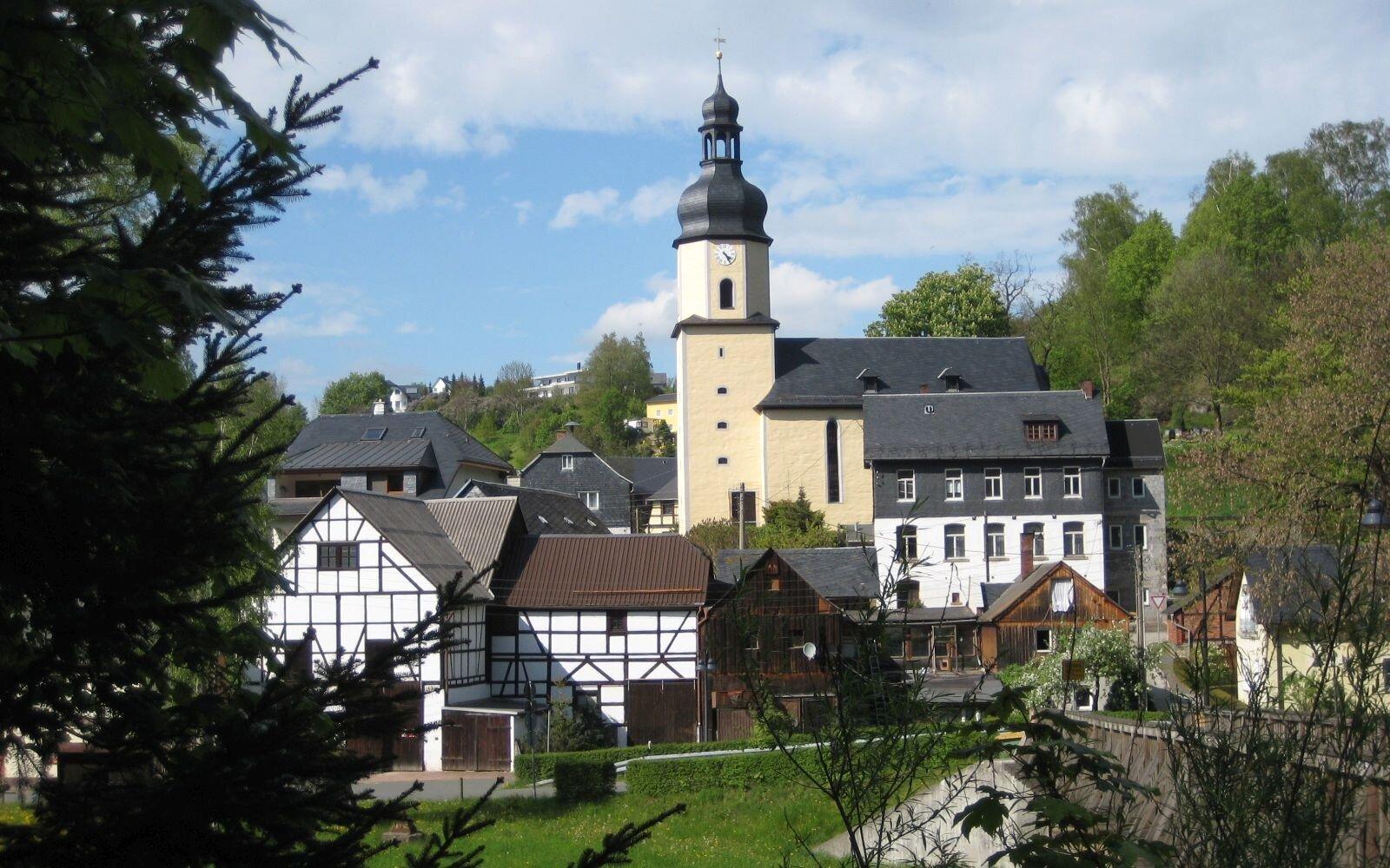 Kirche Sparnberg