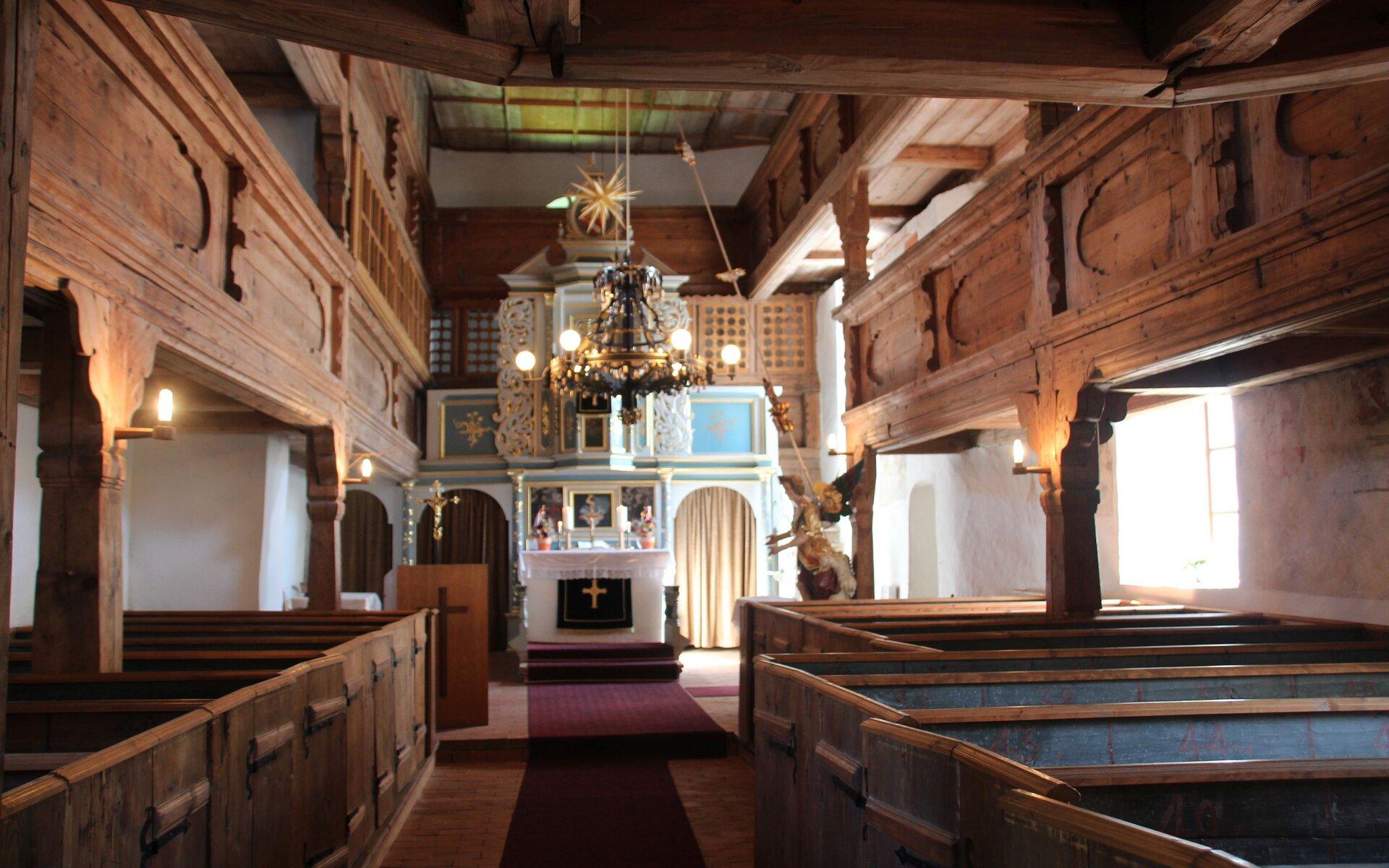 Sparnberg zum Altar