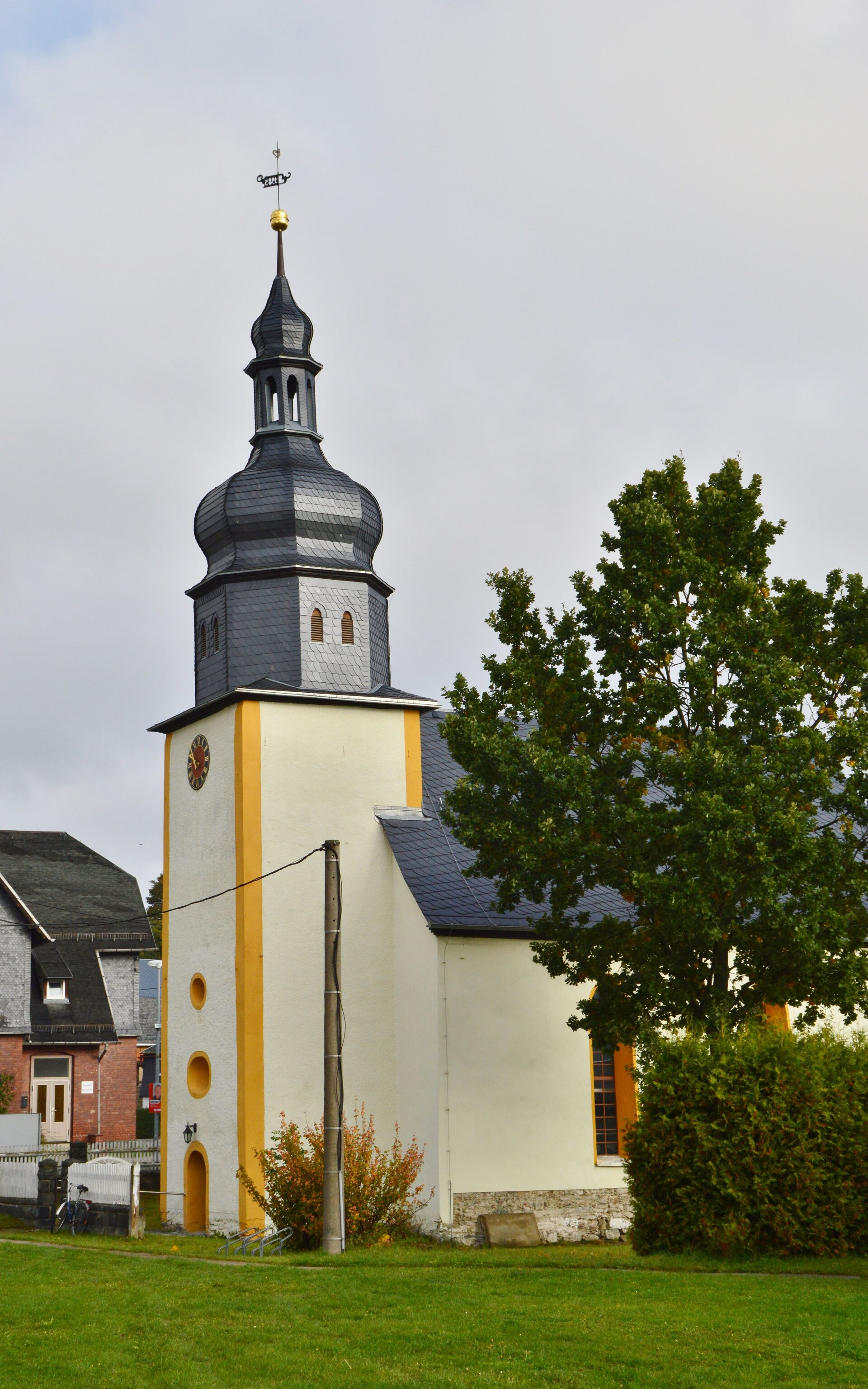 Kirche Blintendorf
