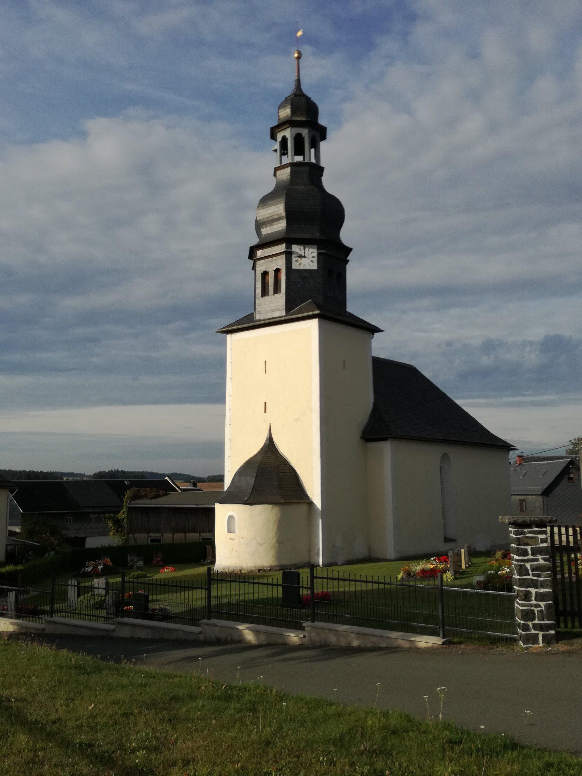 Künsdorf Kirche