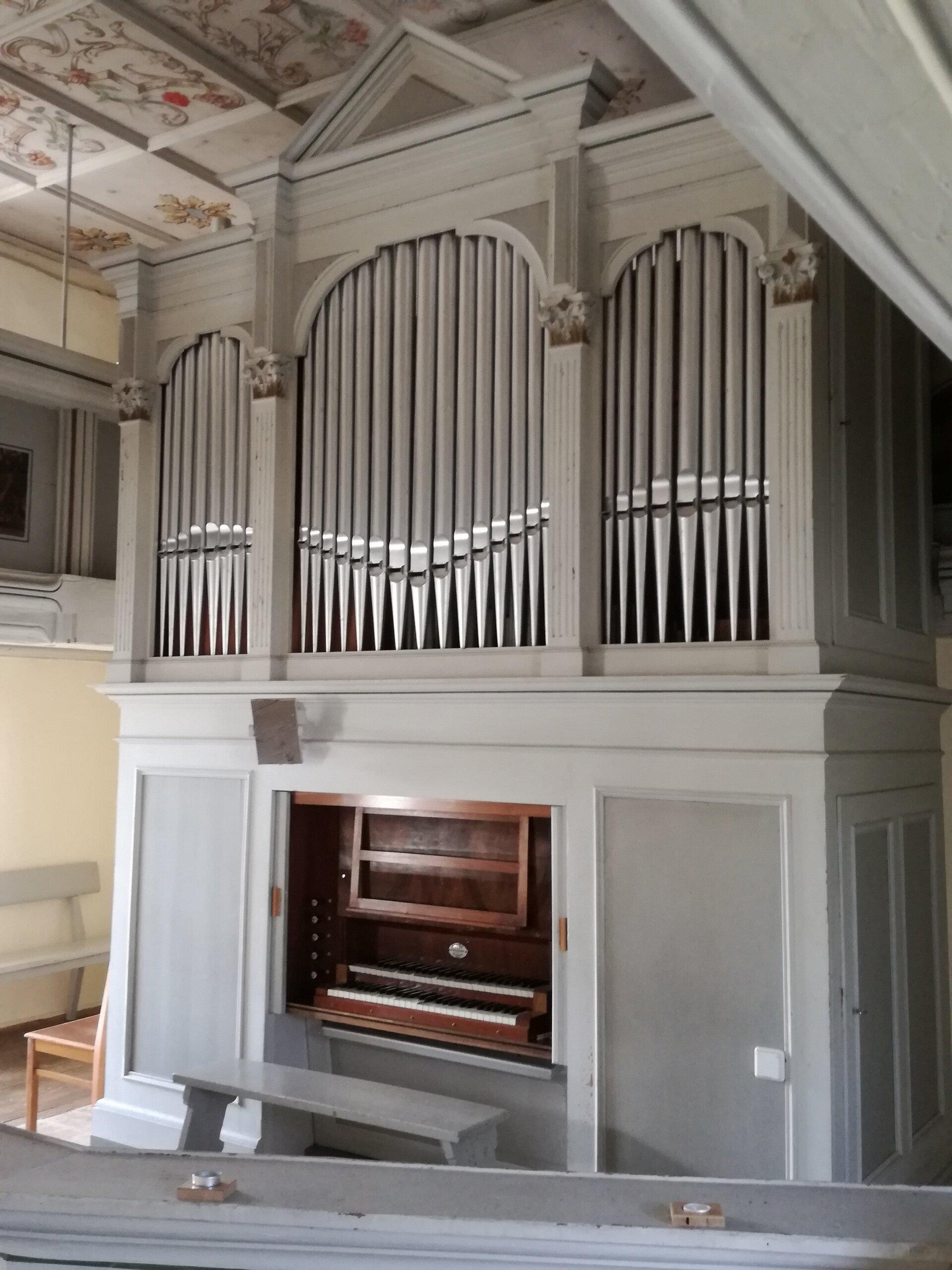 Künsdorf Orgel