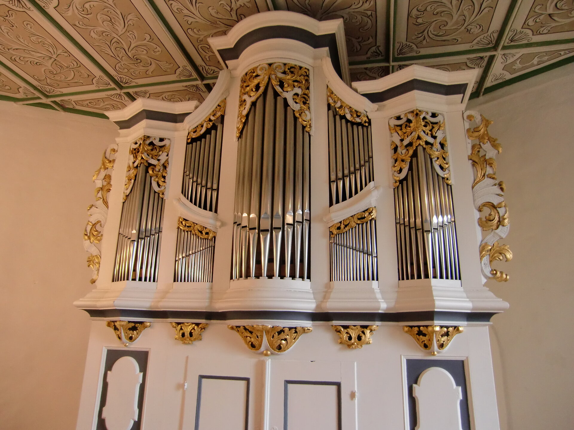 Blintendorf Orgel