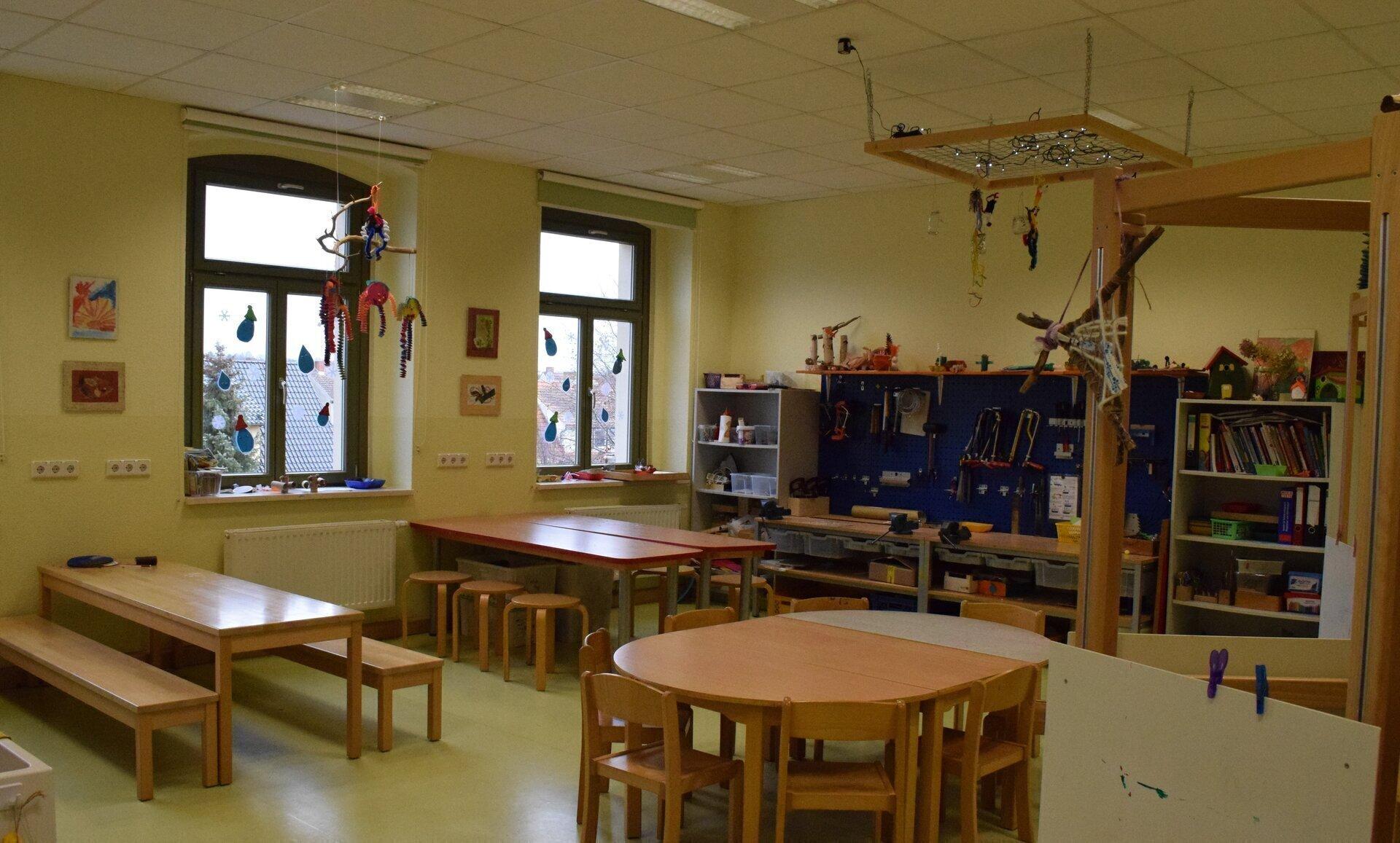 Atelier und Werkstatt
