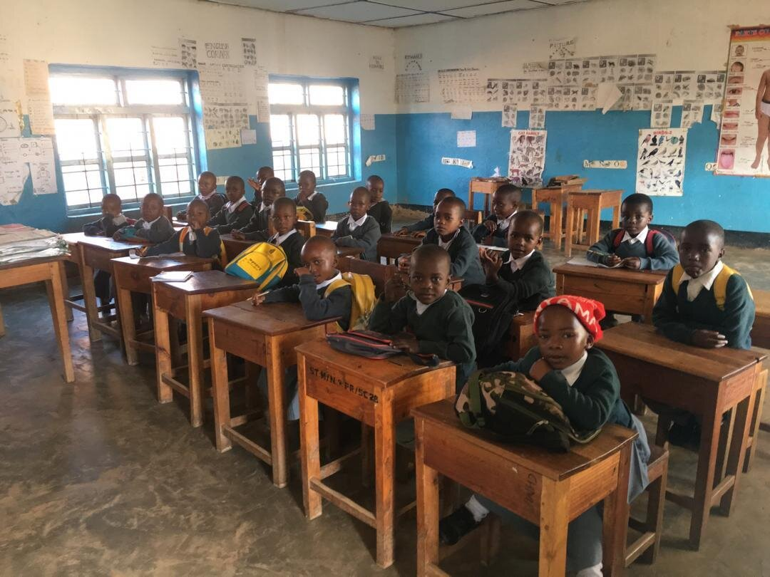 Unterricht ist für diese Kinder ein Privileg...