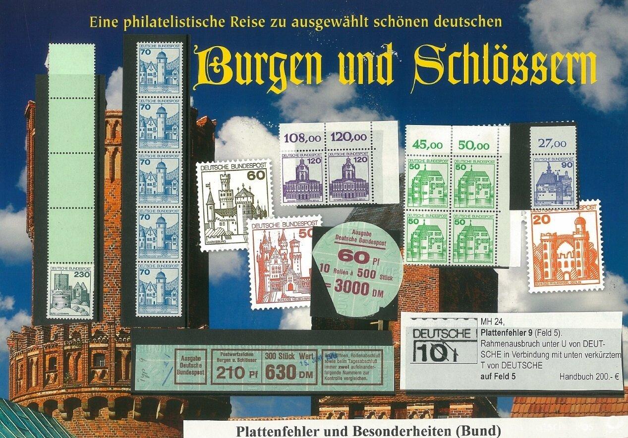Titelbild Burgen und Schlösser