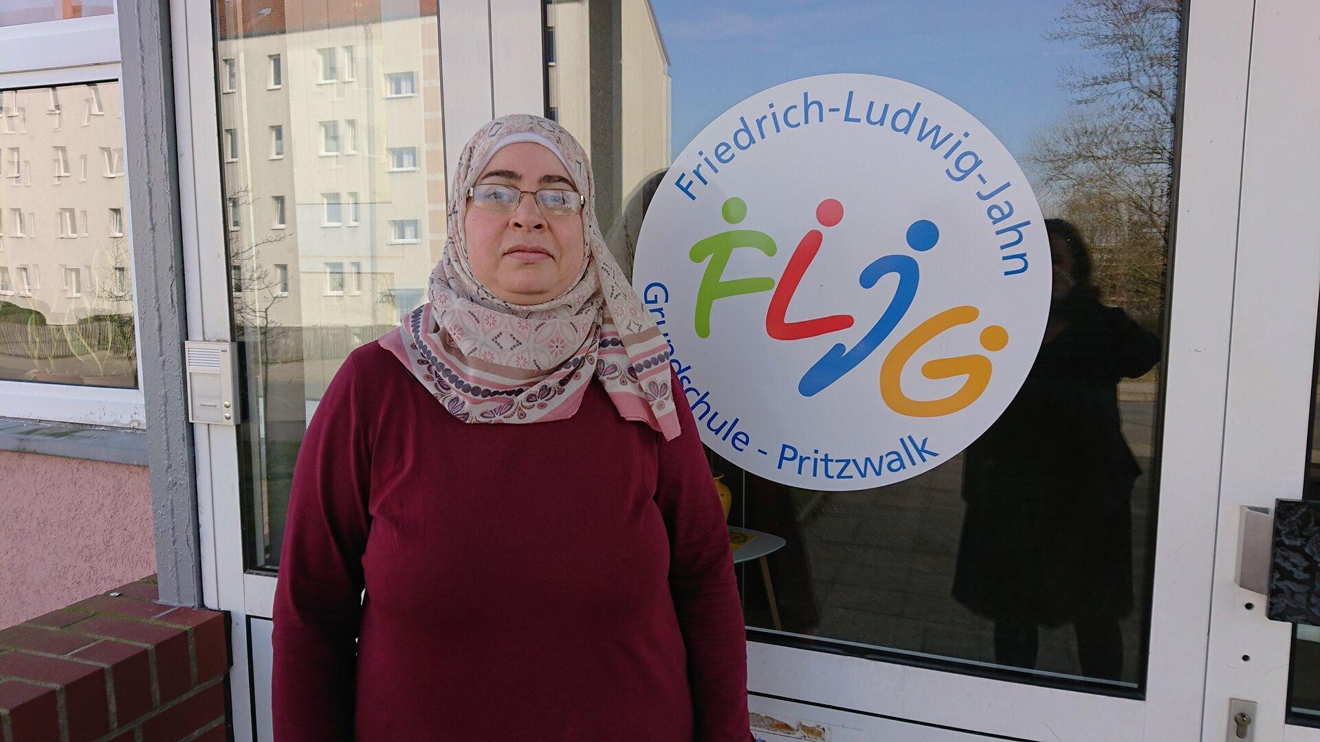 Frau Halak