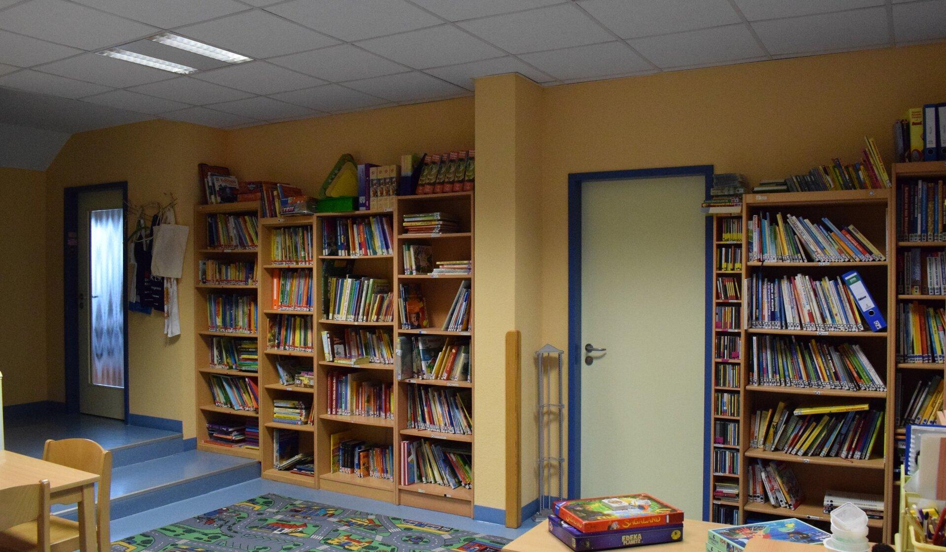 Kita-Bibliothek