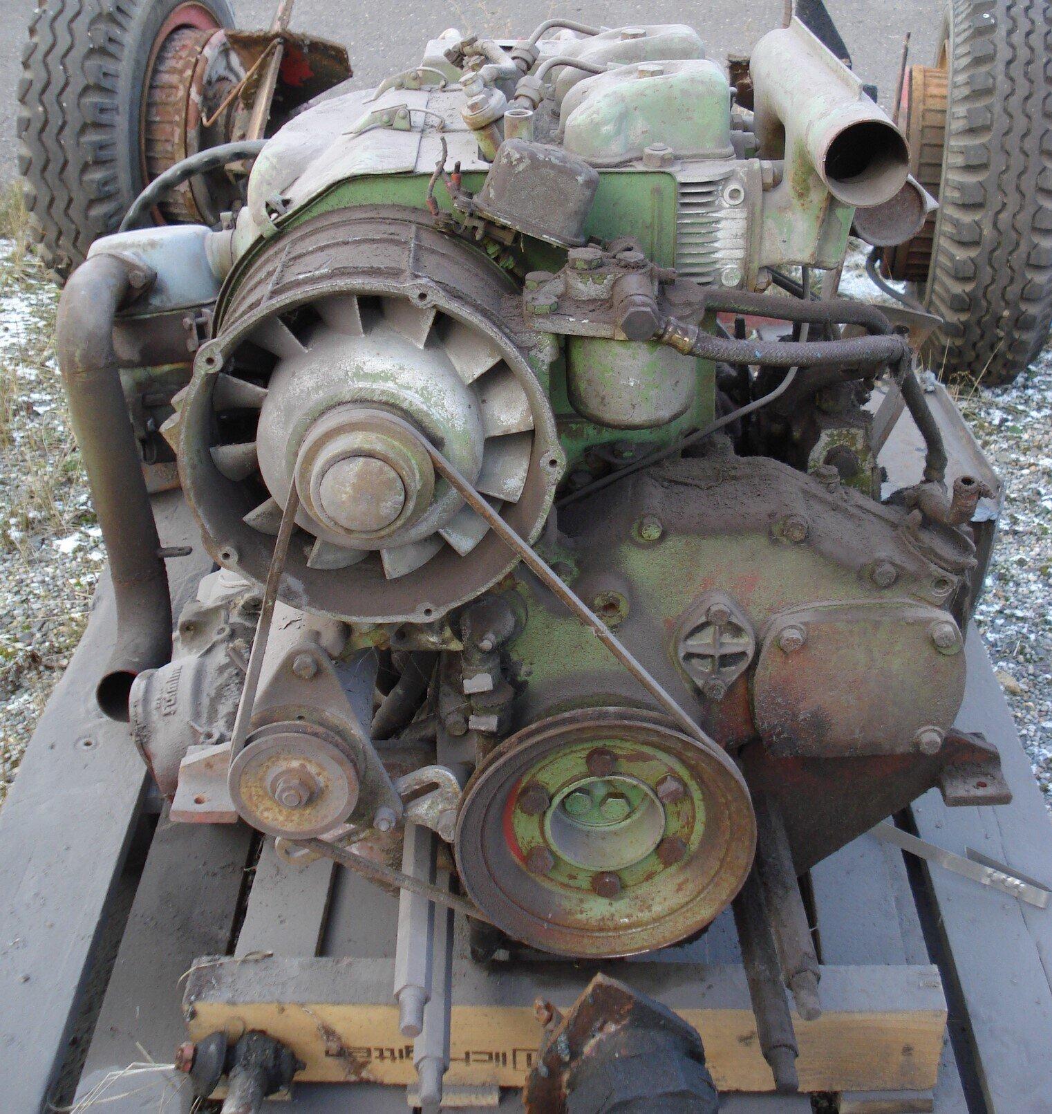MWM Diesel 308.3
