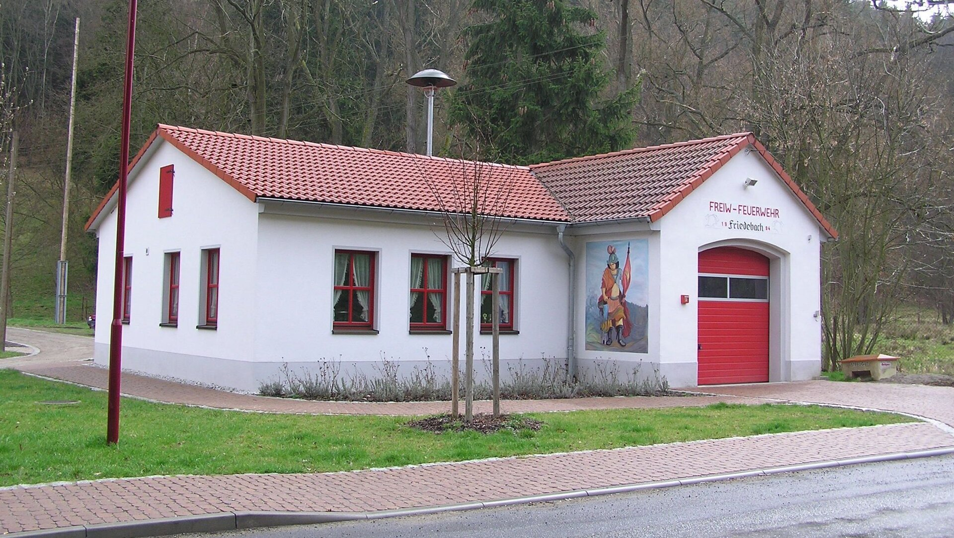 Standort Friedebach
