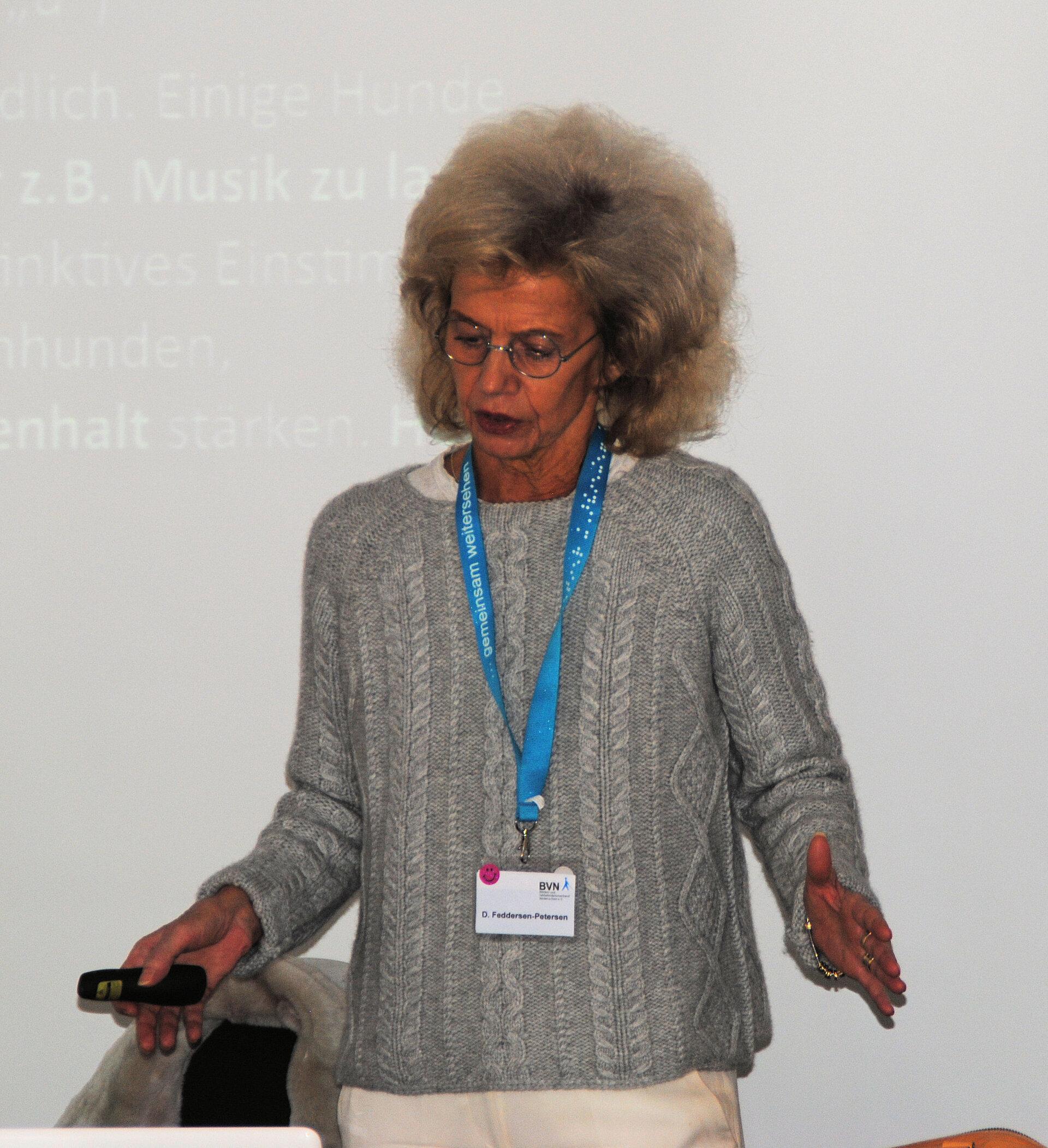 Dr. Dorit Urd Feddersen Petersen