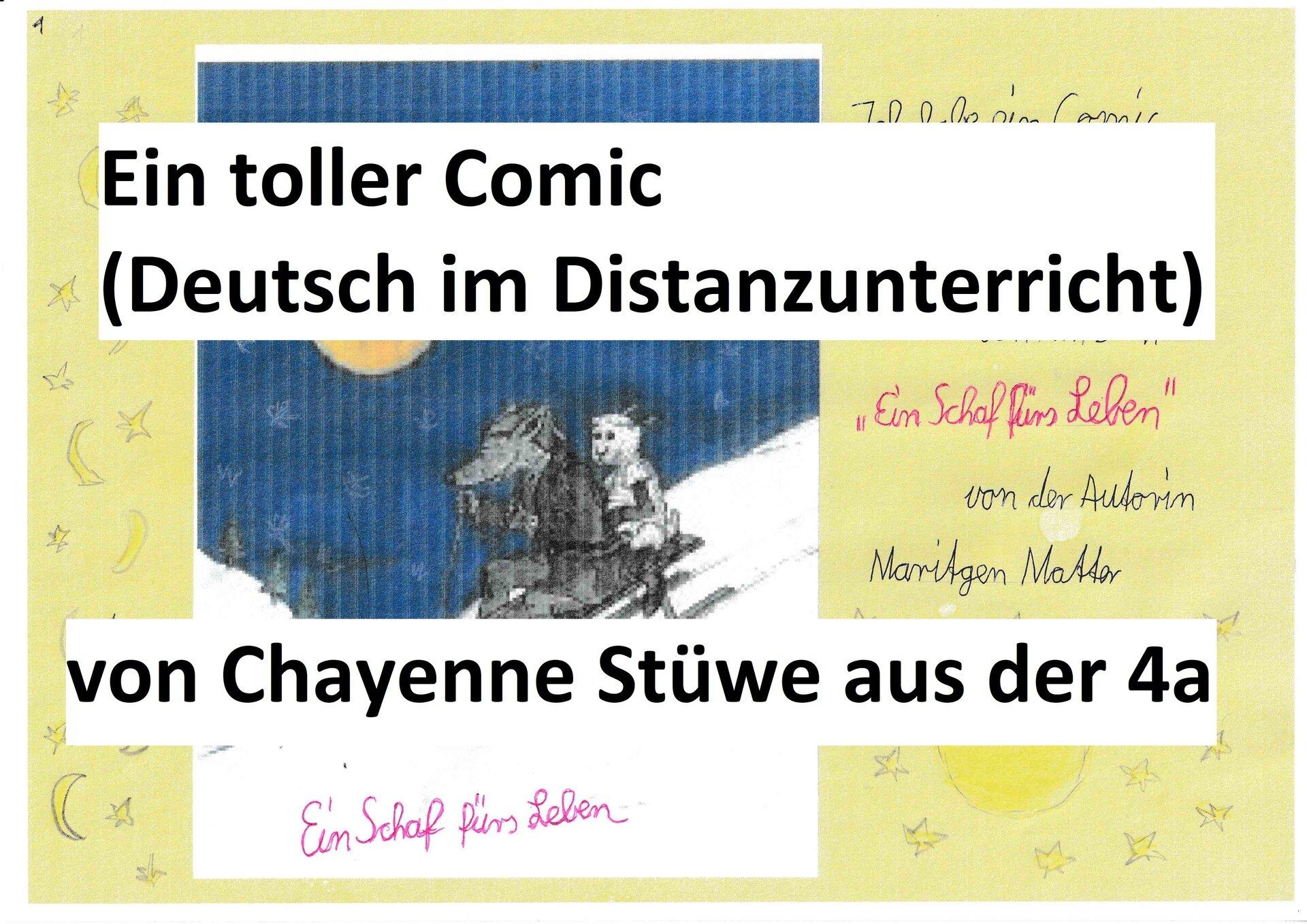 comic chayenne